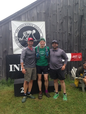 Big thanks to visionary RDs Andy and Will for putting on a unique multi-day trail race.